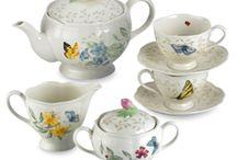 Tea Sets / by Paulette Thomas