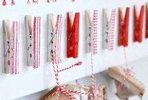 Holidays decor & crafts ideas  / by Vanessa Giguere
