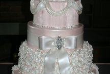 CAKES: Wedding cakes / by Kimberly Neff
