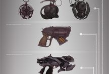 WEAPONS / by Libby Olson