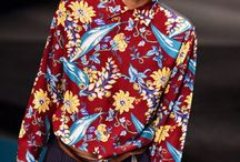 SS14 Trend: Floral / Think the floral trend is cool but not too sure how to pull it off? Get some inspiration here!  / by Burton Menswear