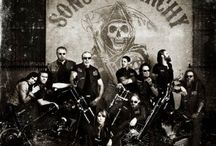 Sons of Anarchy / by Valerie Davis