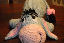 Hook & Yarn--Plush Adventures / by Heather Parks (Sanford)