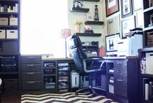 Home Office / by Angie Graves