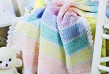 Crochet blankets  / by Dawn Piper