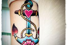 Tattoo / by Tory Paronish
