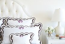 Bedrooms / by Alexandra B.