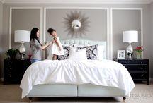 bedrooms / by Julie