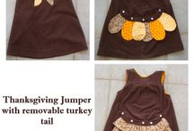 Pass the Turkey / by Once Upon a Sewing Machine