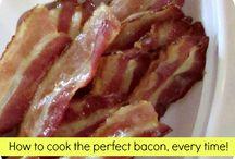 Bacon / by Tina Yocam