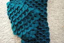 Crochet scarves / by Tina Rodas {hi tree!}
