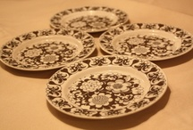 plate / The plate is indispensable to a dish. / by 芦屋レストランタイス ashiyathais