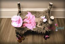 Baby Cowgirl Photography  / by Cheyenne Collums