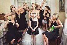 Bridesmaid duties! / by Crystal Danner