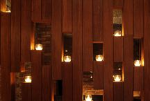 Wall feature / by Elsbeth Montecillo-Perez