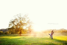 engagement photo ideas / ideas for shooting engagement photos / by Robert Lew
