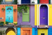 Places I want to go / by Jenai Bonnette