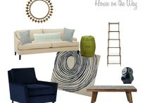 Inspiration Boards / Inspiration Boards Created by House on the Way / by House on the Way - Home Decor & Design Blog