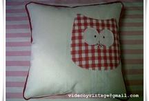 Pillows / by Cristina @Remodelando la Casa