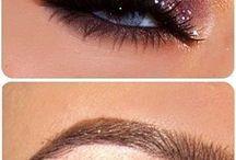 Eye Makeup / by Minnie Straughn
