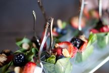 Catering / by Be U Weddings