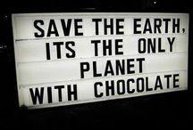 mmm...chocolate / by Laura Cejka