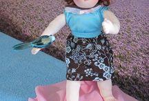 handmade dolls / by Betmatrho Doll Maker & More