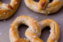 Pretzel Perfection / We are so excited about the release of the new Silpat Perfect Pretzel Mat, that we've gathered our favorite pretzel recipes from all across Pinterest.  / by Silpat