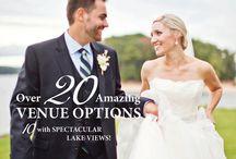Legacy Weddings Magazine / Flip through the pages of our Legacy Weddings Magazine and get inspired! / by Lake Lanier Legacy Weddings