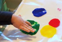 Sensational Play (For Sensory Kids) / by Melissa Corkum