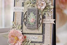Prima Cards and Crafts / by Terri Cropf