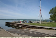 Lodi Point State Marine Park / PARKS IN THE FINGER LAKES REGION OF NEW YORK--The Lodi Point State Marine Park is small in size but has one of the loveliest natural, stony beaches in the region. The park offers a concrete boat launch, picnic pavilion and playground. For more inforamtion about this park, see:  http://ilovethefingerlakes.com/recreation/stateparks-lodipoint.htm / by ILovetheFingerLakes