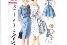 Sewing Vintage, and more! / by Amy Bergesen
