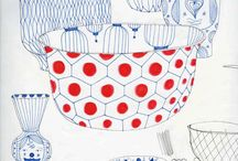 Pots on Paper / pots on paper. or fabric. or. / by Birdie Boone