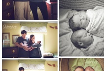 Newborn Photography  / by Erin Rainey