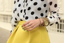 Seeing Spots / This board is dedicated to the Polka Dot trend. / by StushiGal Style