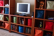 Twins Playroom / Playroom ideas for storage & more!! / by Emily Finck