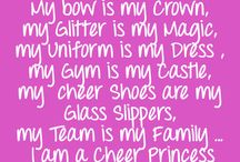 cheer / by Jennifer Woody