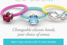 Rings<3 / by Brittney Ralston
