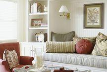 small space design / #small home #tiny home #micro home #home decor #home design #small space / by Katrina Richardson
