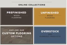 Carlisle Now Available Online / The Carlisle online store offers exclusive collections of hardwood wide plank flooring in a wide array of textures and finishes. Elevate your home with a luxurious Carlisle floor.  / by Carlisle Wide Plank Floors
