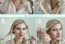 Hair & makeup  / by Laura Carroll