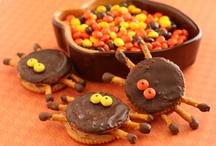 Halloween tricks and treats / by Karen Skandier