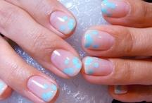 Pretty Nails / by Stephanie Martin