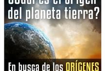 Orígenes / Sólo por la Web 15 de febrero a las 18Hrs  Perú y Ecuador, 19Hrs Bolivia, 20Hrs Chile, Argentina y Paraguay, 21Hrs Uruguay y Brasil.  / by Iglesia Adventista del Séptimo Día