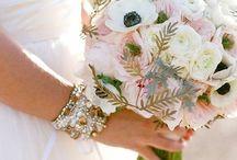 Gross/Oldt Wedding Decor Inspiration / Pink, White & Gray Wedding Decor Inpiration / by Cheeca Weddings