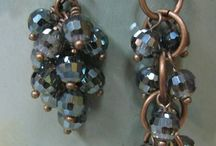 Bejeweled / Collection of jewelry and tips on how to make jewelry / by Frances DeLon