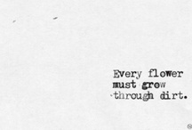 Words of Wisdom / by Ariel Elizabeth