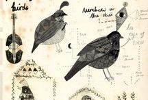 Dibujo & ilustración / by la factoría de imágenes y palabras