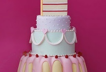 Cakes / by Shirley J